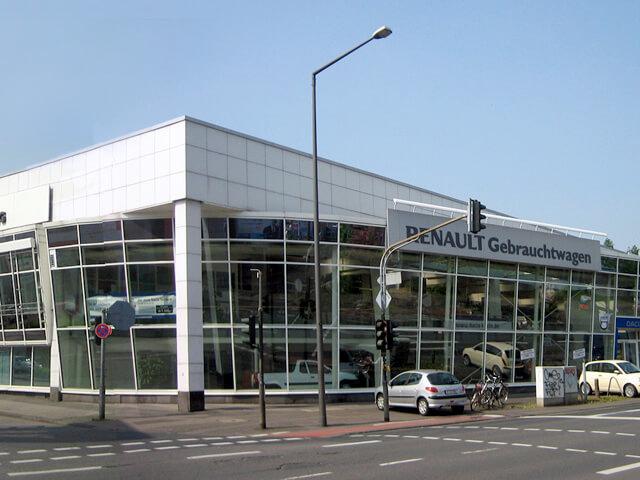 Architektur Autohaus Hanau