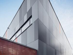 Fassadensanierung Sporthalle IGS Holweide