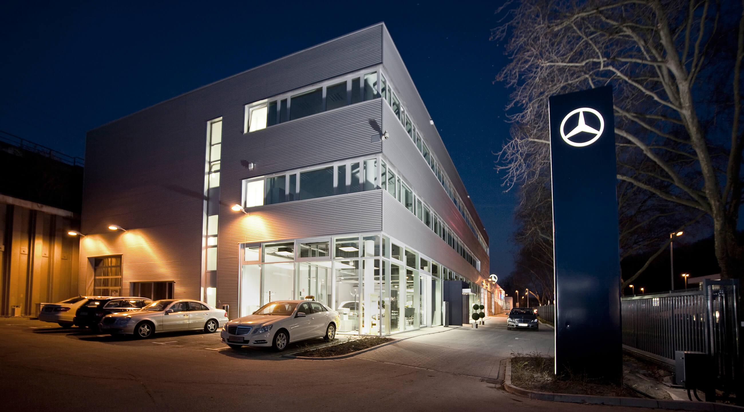 Architekten Autohaus Köln