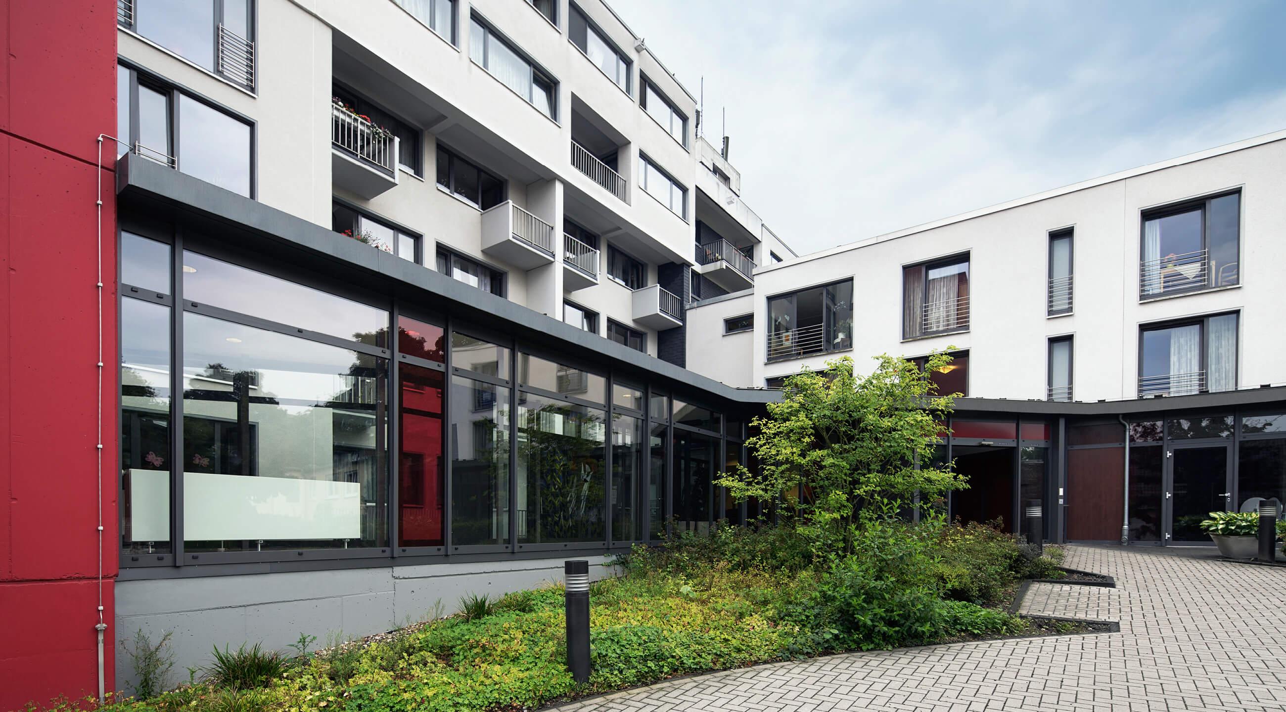 Architektur Sanierung und Erweiterung