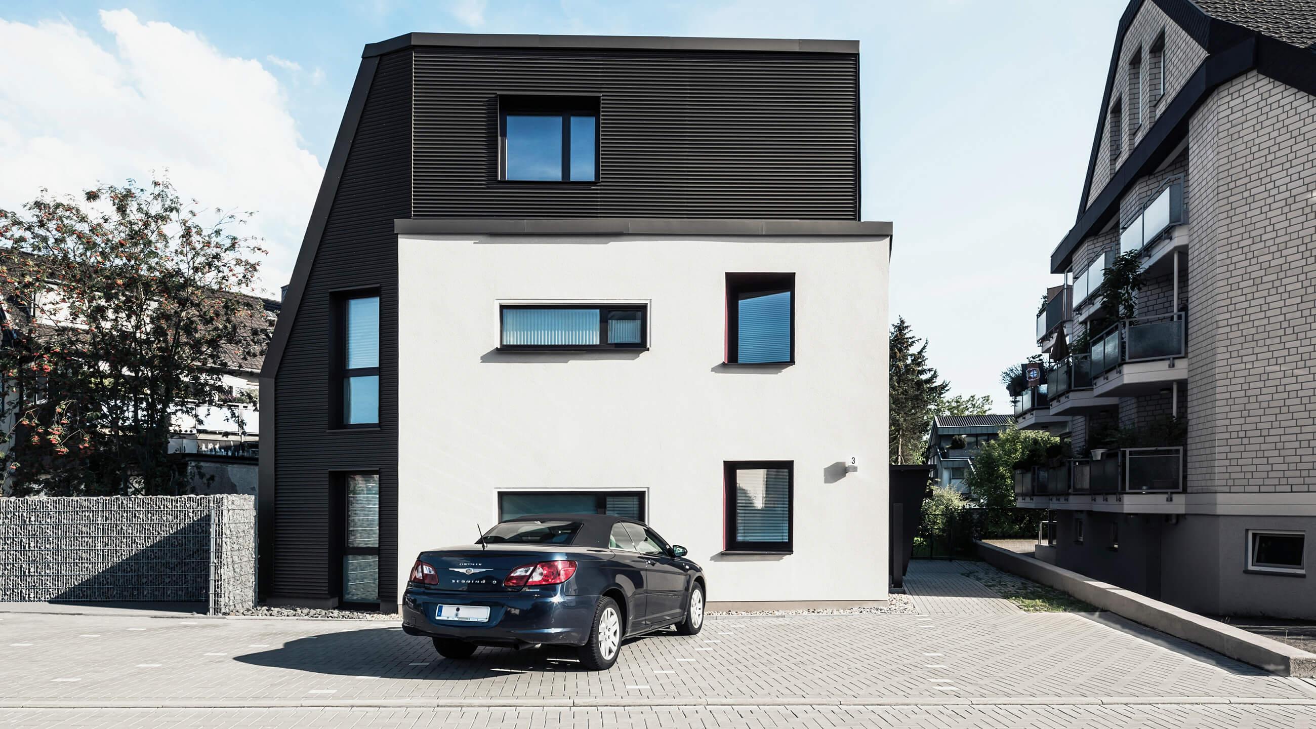 EFH in Köln: Projekt von Schmidt Architekten