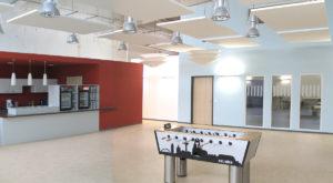 Umbau Schulungszentrum