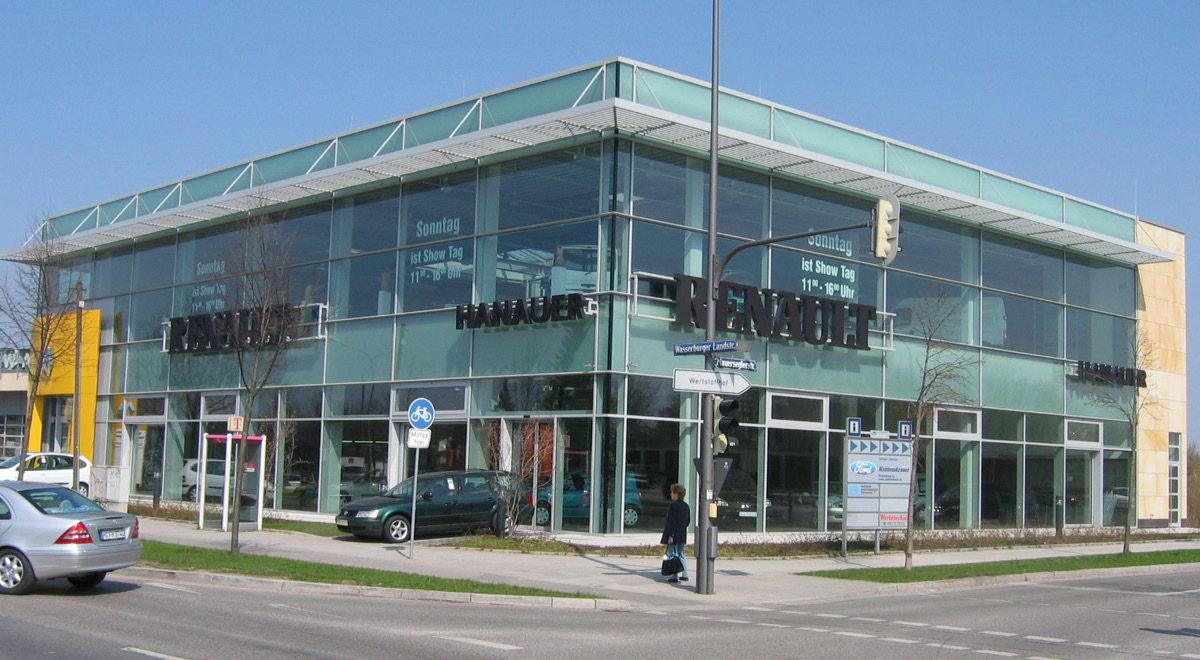 RENAULT Hans Hanauer GmbH München