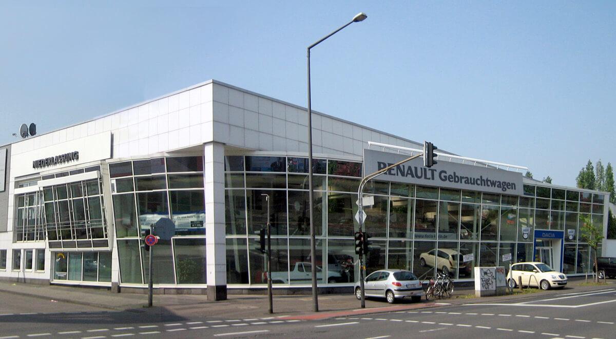 Renault Weisshausstr.