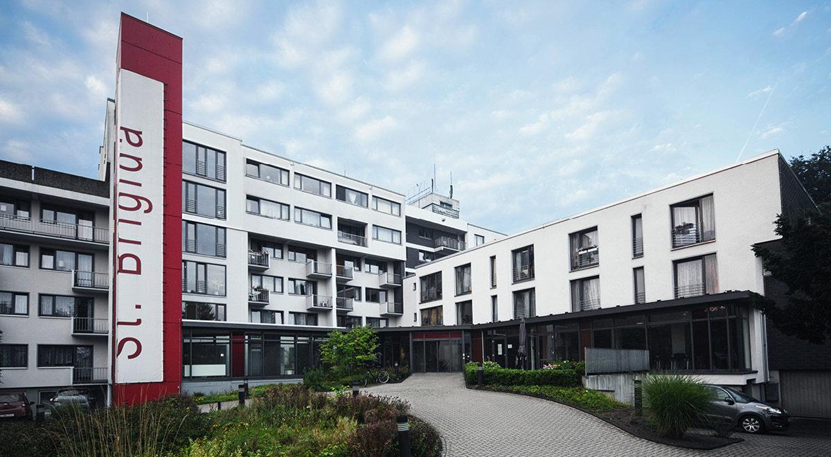 St Brigida Seniorenwohnheim