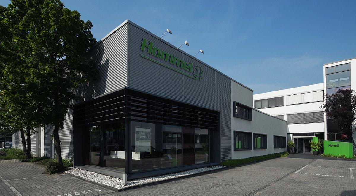 Hommel GmbH in Köln Pesch