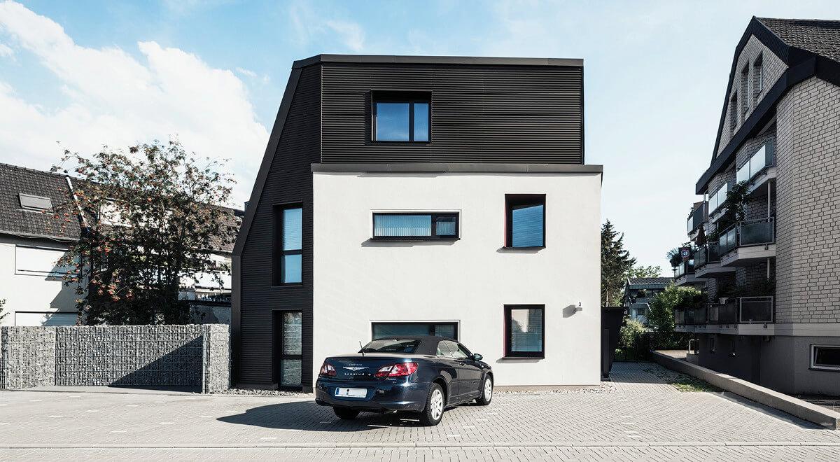 Neubau Mehrfamilienhaus in Köln