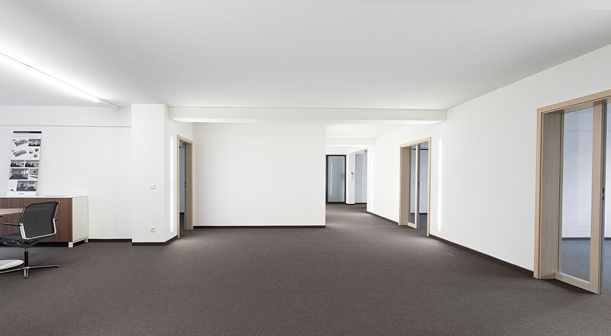 Sanierung Bürogebäude Habsburgerring